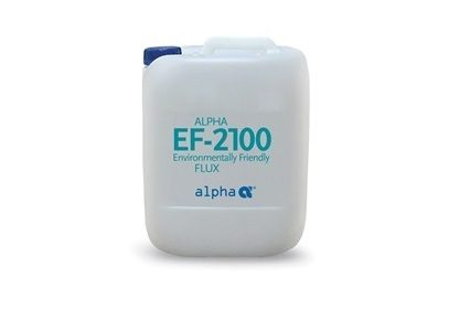 ALPHA no-clean, VOC-free aaltojuotosfluksi