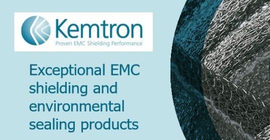 Kemtronilta ratkaisut EMC-suojaukseen