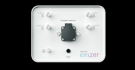 Emzer EMSCOPE – johtuvien emissioiden mittaamiseen